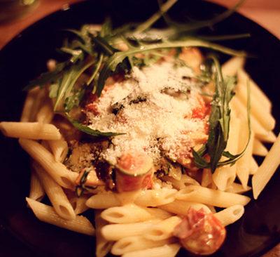 Nudeln à la Vapiano