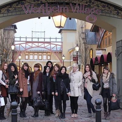 Bloggerevent in Wertheim Village