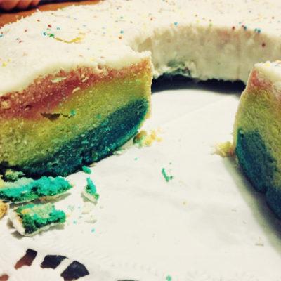 REZEPT: Regenbogenkuchen