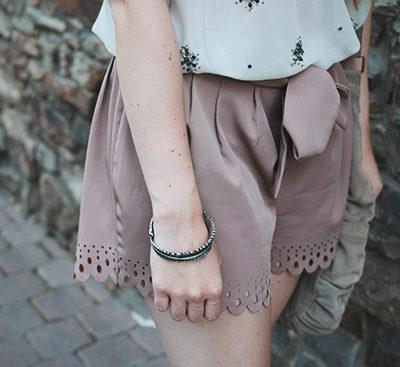 Outfit: Topshop Sandalen