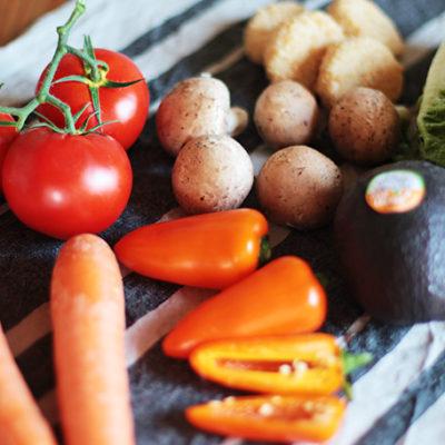 Rezept: Salat mit Ziegenkäsetalern