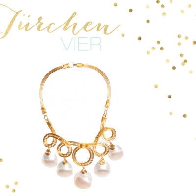 Adventskalender 2013 – Türchen 4 – Halskette Curly von Private Suite