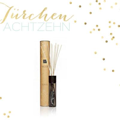 Adventskalender 2013 – Türchen 18 – Sweet Sunrise Fragrance Sticks von Rituals