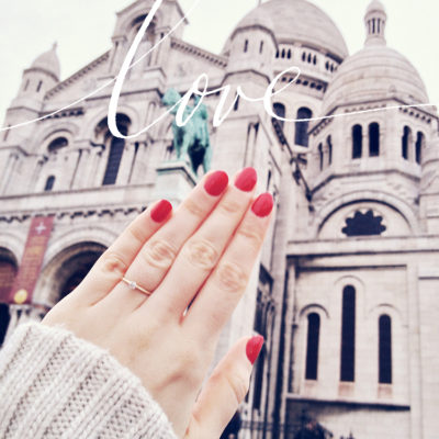 """I Just Said """"Yes!"""" – Was in Paris geschah…"""