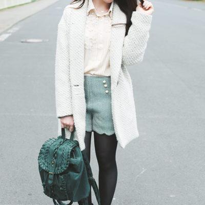 Outfit: Mit Pastellfarben in den Frühling