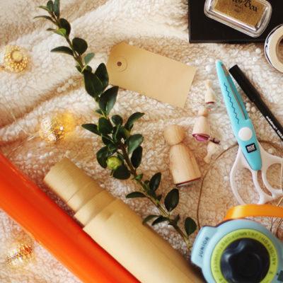 DIY: Geschenke kreativ verpacken