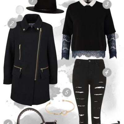 Friday Cravings: All Black!