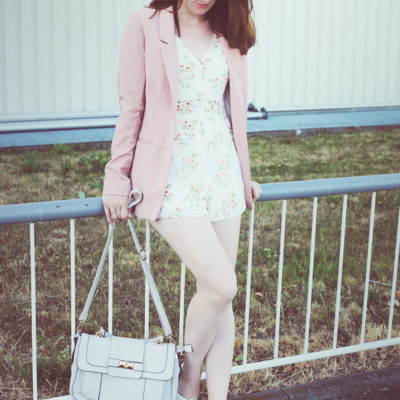 Outfit: Jump into Flowers!