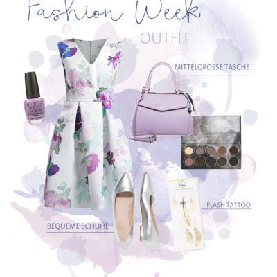Fashion Week: Doch was würde ICH anziehen?