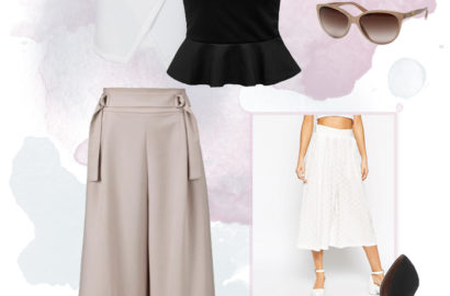 How to style Culottes?