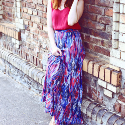 Outfit: Oh, Boho!