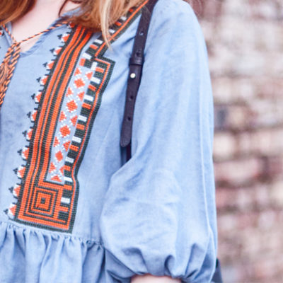 Outfit: A little bit Boho…