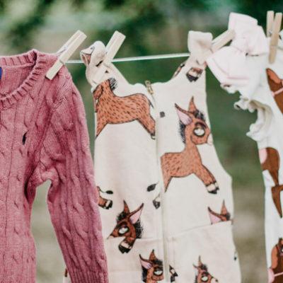 SO IN LOVE: Kindermode für kühle Sommertage