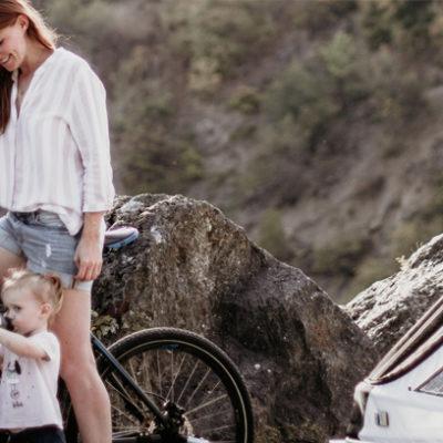 Familienzeit – Unser Fahrradanhänger und meine Tipps zum Kauf