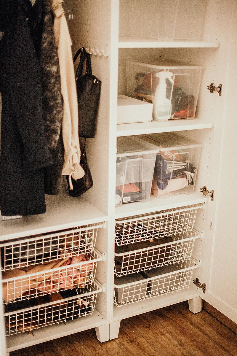 Ikea Platsa System Unsere Stauraumlosung Fur Den Flur Always