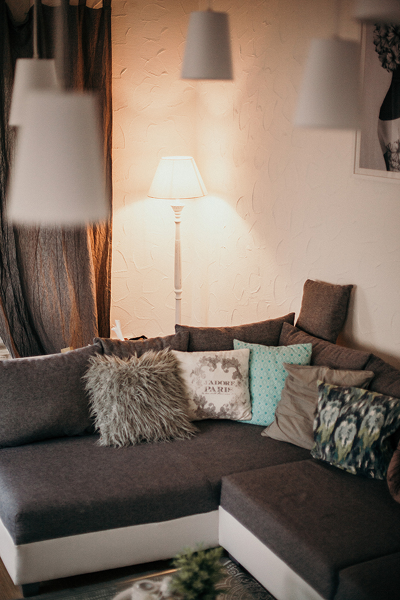 Wohnzimmer Unser Nachhaltiger Pureline Bioboden Von Wineo Ohne