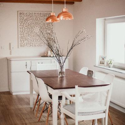 Wohnzimmer: Unser nachhaltiger Purline Bioboden von Wineo – Ohne Schadstoffe!