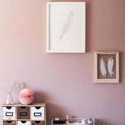 Alpina – Feine Farben – Homeoffice und Kreativraum im Landhausstil