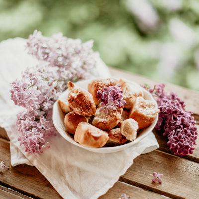 Gesund frittieren – Leckere Quarkbällchen aus der Tefal ActiFry Genius