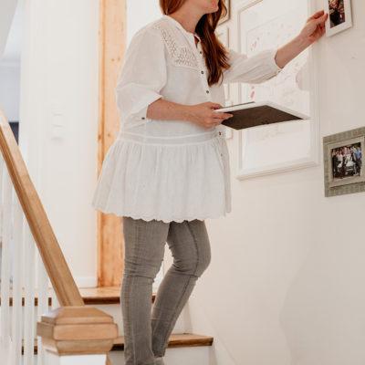 Sicher & Clever – Wir verschönern unseren Hausflur